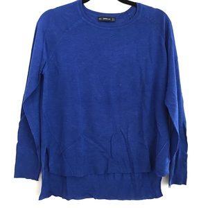 Zara Cobalt Sweater